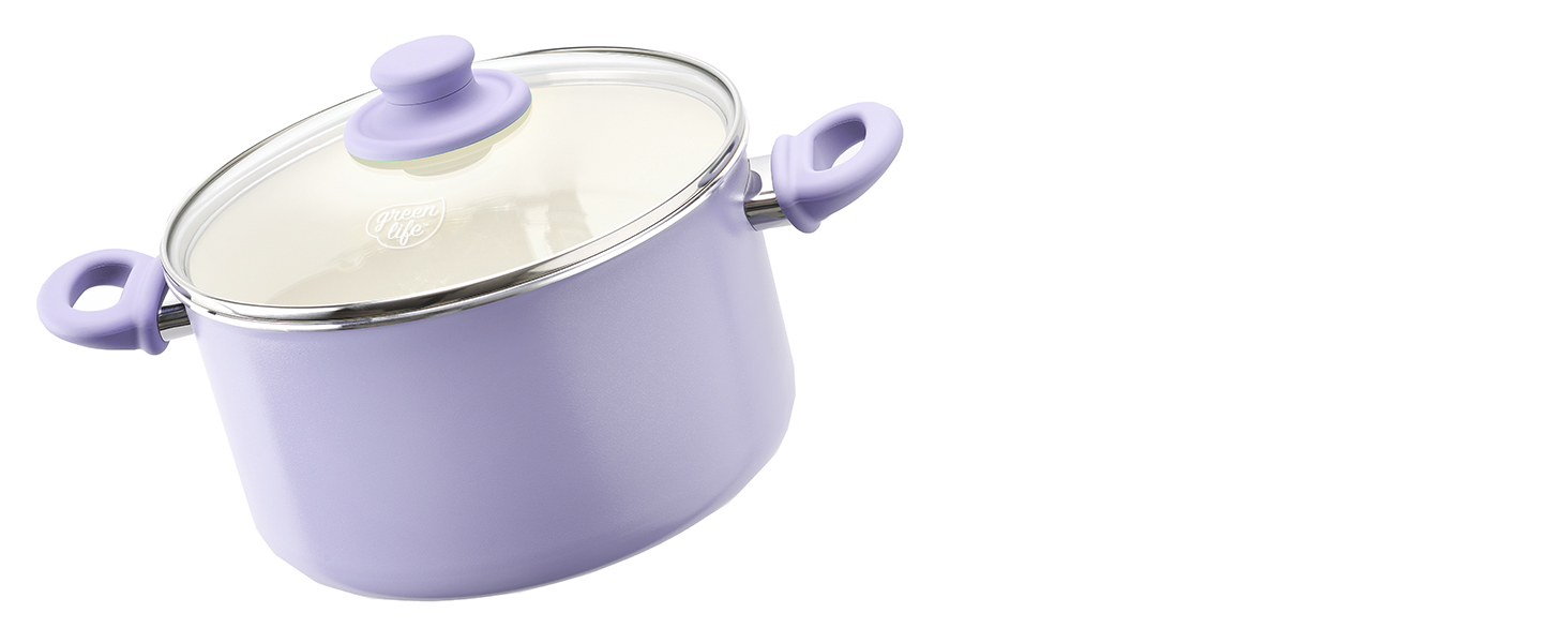 GreenLife recycled aluminum, nonstick cookware, easy cooking, tough, PFAS, stay cool, pots and pans