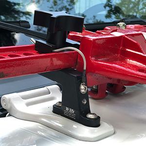 Hi-Lift Jack HM-900 Hood Mount for Jeep Wrangler Models 2013 /– Present