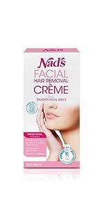 nads facial hair removal cream