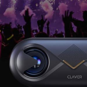 Clavier Bluetooth Speaker