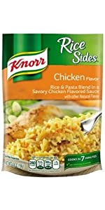 Amazon.com : Knorr Rice Sides Rice Sides Dish, Creamy