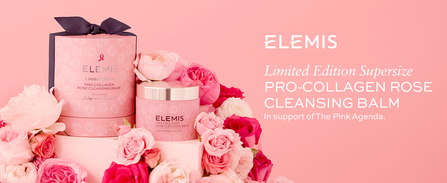 Amazon.com: ELEMIS Pro-Collagen Rose Cleansing Balm, 7.0 fl ...