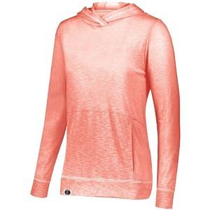 Holloway Sportswear Soccer Loungewear Fanwear Training Team Sports Lifting Lightweight Hoodie Women