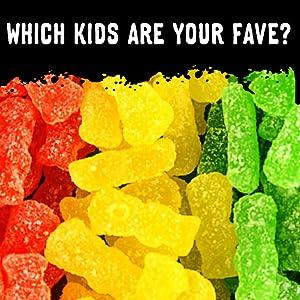 sour patch kids flavors