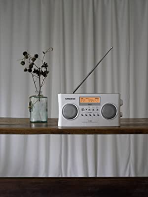 SANGEAN, Sangean, PR-D5, am, fm, radio, portable, digital tuning