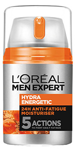 Hydra Energetic 24H Anti-Fatigue Moisturisers