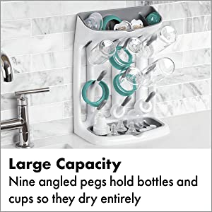 Oxo Tot Bottle And Accessories Drying Rack Amazonca Baby