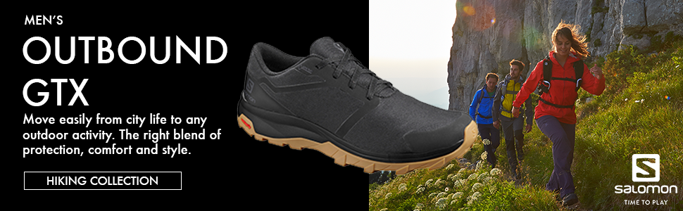 Mens Outbound GTX Hiking Collection