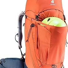 Elastische Fronttasche; Fronttasche; Stecktasche; Elastisch; Rucksack; Deuter