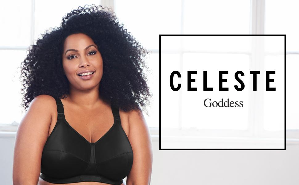 goddess, goddess lingerie, lingerie, bra, bras, plus size, full figure, celeste, full cup
