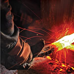 forge book, forge tongs, forge tools, forged, liam hoffman, forging books for beginners