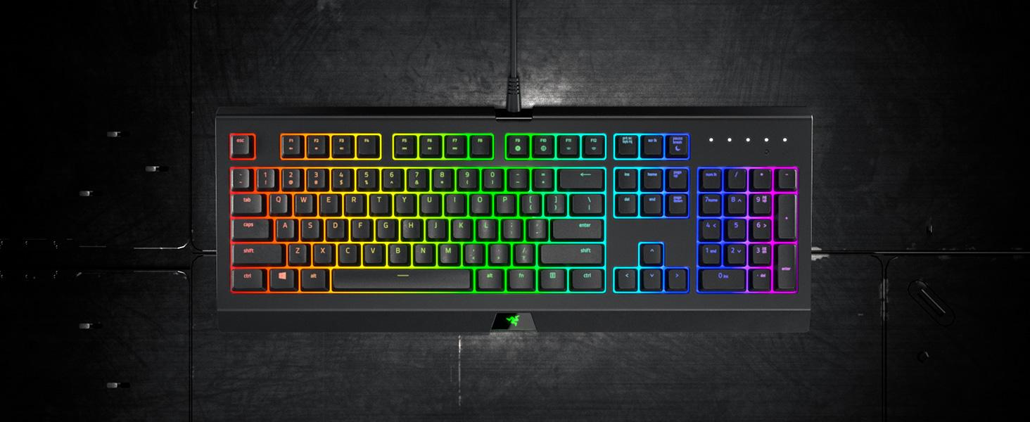 Razer Cynosa Chroma Gaming Keyboard - One O One