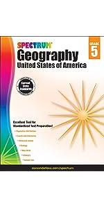 Spectrum science grade 5 spectrum 9781483811697 amazon books spectrum math grade 5 spectrum reading grade 5 spectrum geography grade 5 the united states of america spectrum language arts grade 5 fandeluxe Gallery