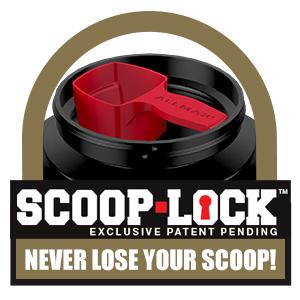 Scoop Lock