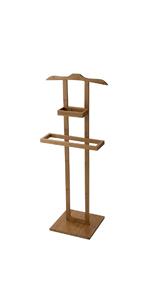 Compactor Organizador, marrón, 30cm x 30cm x128cm: Amazon.es ...