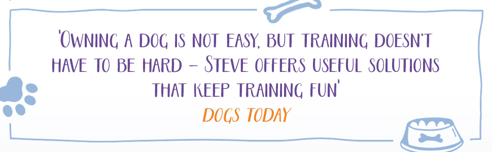 Easy, Doggy, Dog, Dog Training, Steve Mann, Puppy Training, Pets