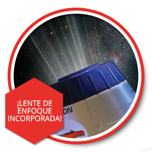 Amazon.es: Discovery- Proyector Espacial, Color Blanco (6000076)