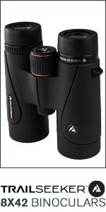 TrailSeeker 8x42 mm Binocular