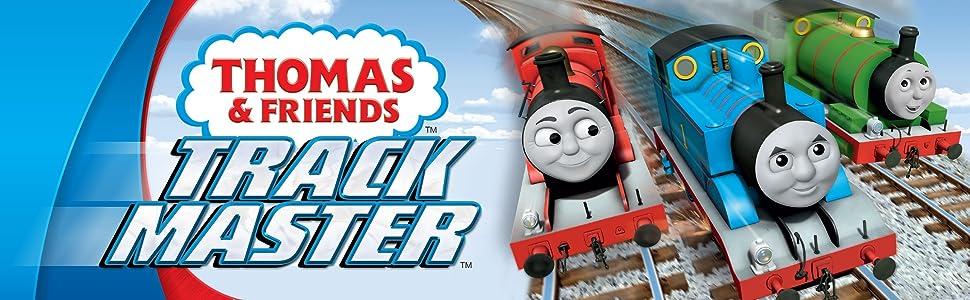 Amazon.com: Fisher-Price Thomas & Friends TrackMaster, Dragon ...