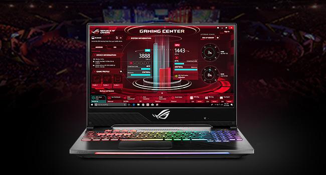 "ASUS ROG Strix SCAR II Slim Gaming Laptop GL504, 15 6"" 144Hz IPS Type,  NVIDIA GeForce GTX 1070, Intel Core i7-8750H Processor, 16GB DDR4, 256GB  PCIe"
