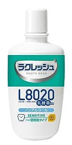 ジェクス ラクレッシュ L8020乳酸菌 マウスウォッシュ 洗口液センシティブタイプ 300ml