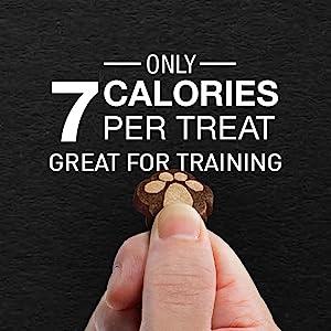 Low Calorie Dog Treats, Training Dog Treats, Soft Dog Treats, Treats for Dogs with Sensitive Teeth