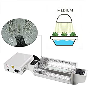 Amazon Com Ipower 1000w Double Ended Grow Light System