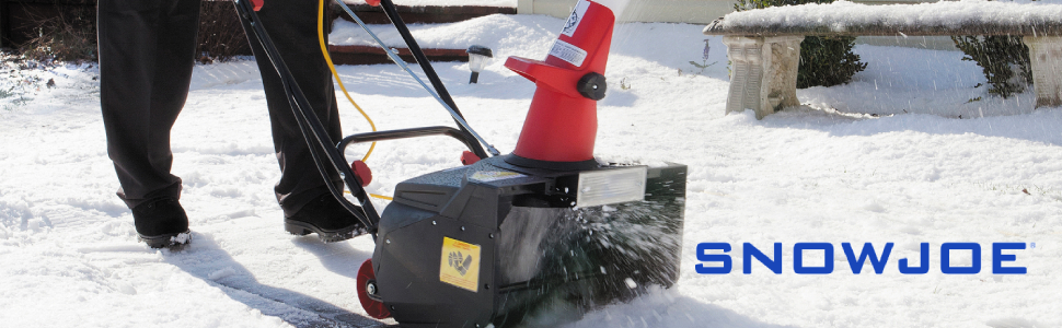 Redd Poussoir /à neige intelligent.