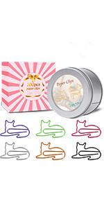 Amazon.com: Bolígrafos de gato japoneses Kawaii con estuche ...