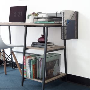 u brands, steel mesh, mesh file organizer, mesh desk organizer, mesh desk accessories