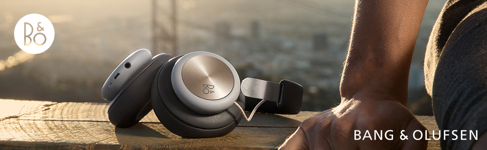 Active Noise Cancellation Bang /& Olufsen Beoplay H8 On-Ear Kopfh/örer grey hazel