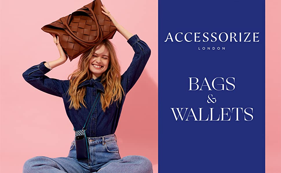 Womens Handbags, Clutches and Wallets from Accessorize London