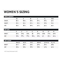 Women's Sizing Chart