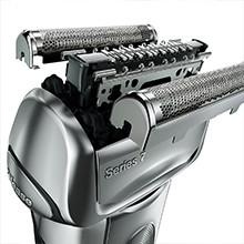 Braun shaver elements