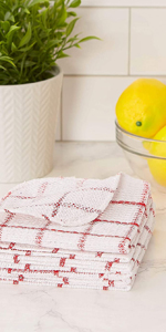 woven cotton black towels and dish cloths kitchen towels black and white dish towel pack quality