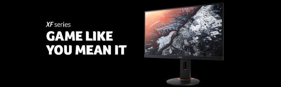 XF270HU AMD FreeSync WQHD 2560 x 1440 144Hz 1ms Gaming Monitor