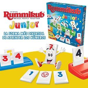 Rummikub Junior (Goliath 50214): Amazon.es: Juguetes y juegos