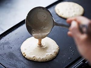Batters doughs
