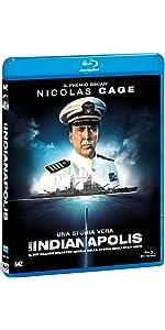 USS Indianapolis Blu-Ray