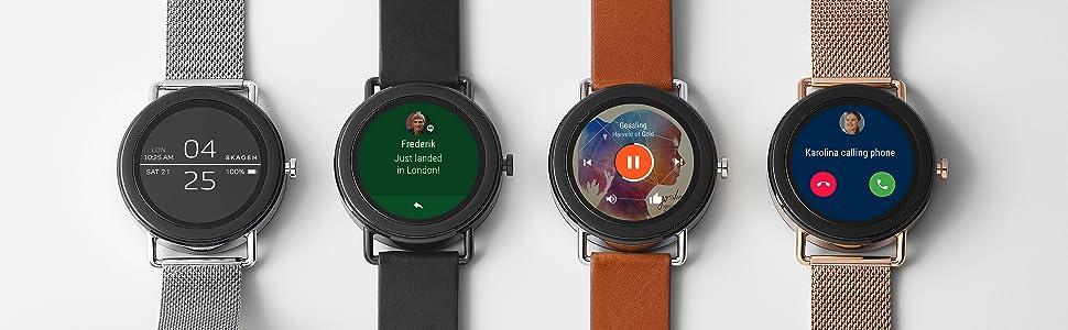 fa2a89efd skagen smartwatch, skagen smart watch, touchscreen smartwatch, touch screen  watch, skagen watch