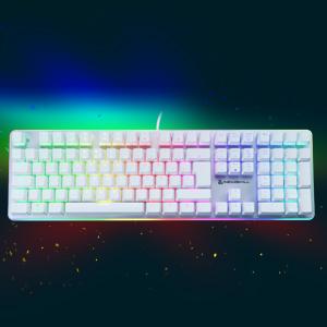 Newskill Suiko Switch Brown Mechanische Gaming Tastatur Computer Zubehör