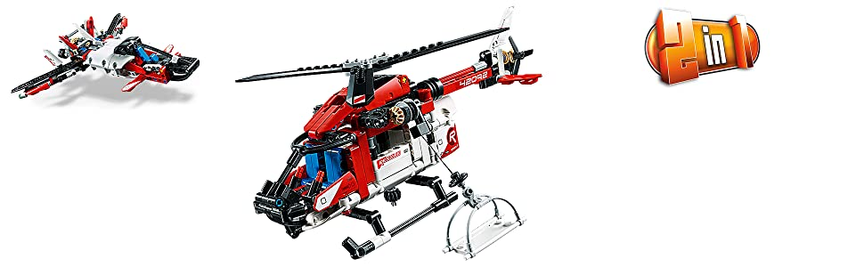 Technic, helicopter