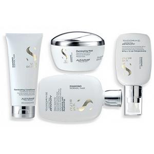Alfaparf Semi Di Lino Diamond Illuminating Hair Treatments