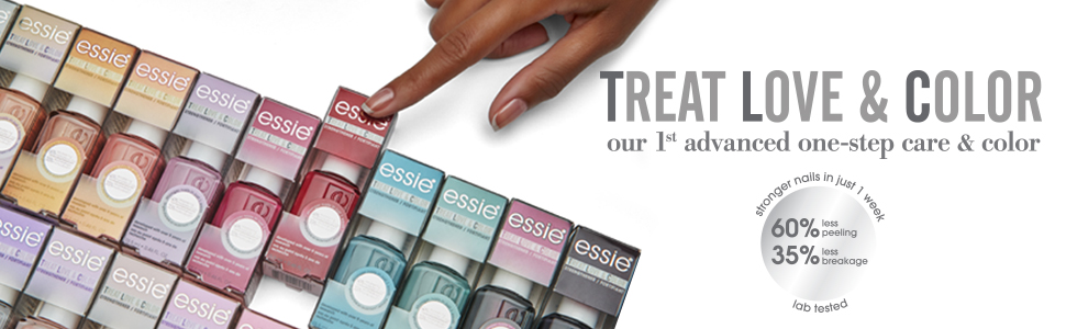 essie treat love and color nail polish