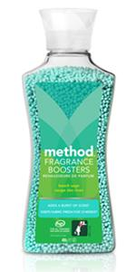 method laundry fragrance boosters