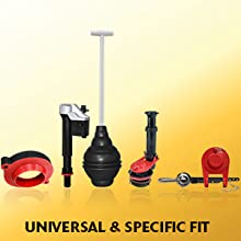 Universal & Specific Fit Products