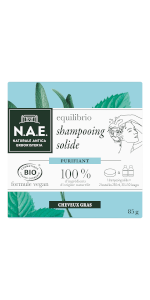 Shampooing Solide Purifiant Equilibrio