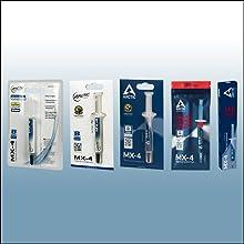 Arctic MX-4 2019 Edition – Compuesto térmico de micropartículas de Carbono pasta térmica CPU