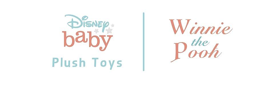 Disney Baby Winnie the Pooh Plush Toys