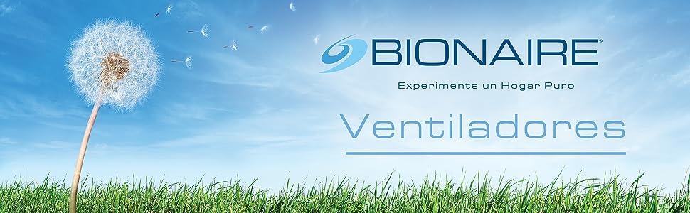 Bionaire BASF1516-I-065 - Ventilador con brazo telescópico: Amazon ...